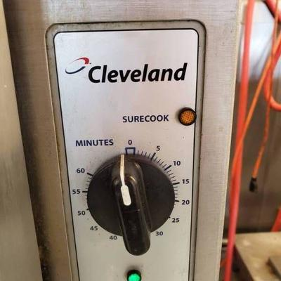 Cleveland 22CET6.1 SteamChef 6 Pan Electric Counte.