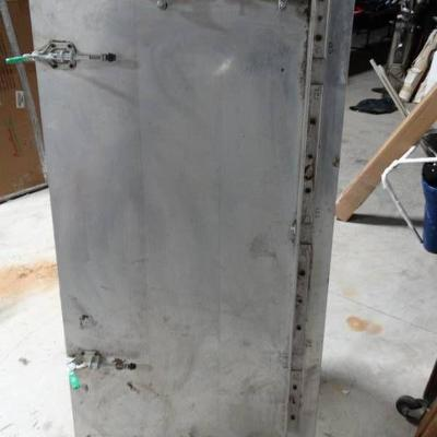 Large aluminum jig w clamps