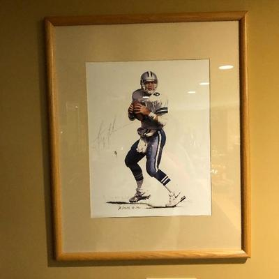 Signed football #8 picture