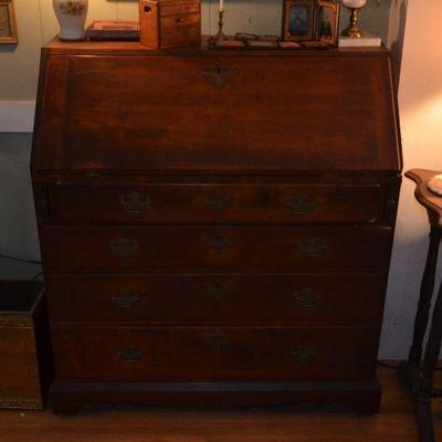 Stunning very early Secretary Desk