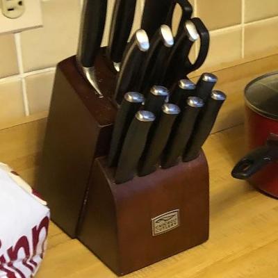 Chicago Culter knife set
