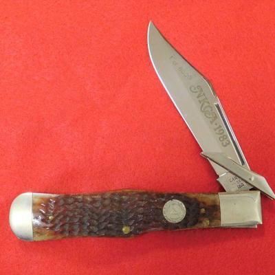 NKCA 1983 Case Knife - 1 of 6000
