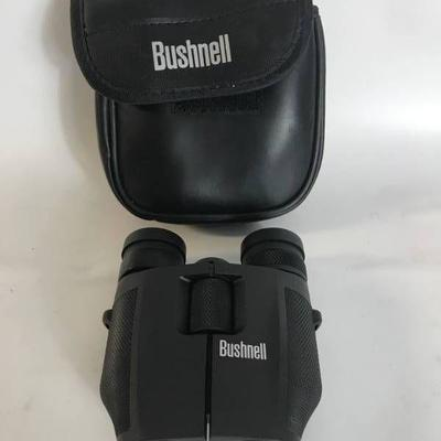 BUSHNELL POWERVIEW 7-15X25 PROFESSIONAL BINOCULARS