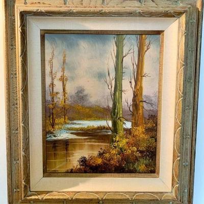 Fine Art M. Gillispie