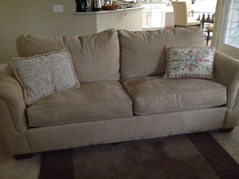 Micro fiber Sofa bed