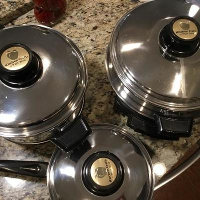 Kitchen Craft West Bend cookware - there are more pieces, more photos to be posted