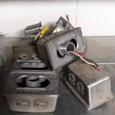 Lot of Power Outlets..