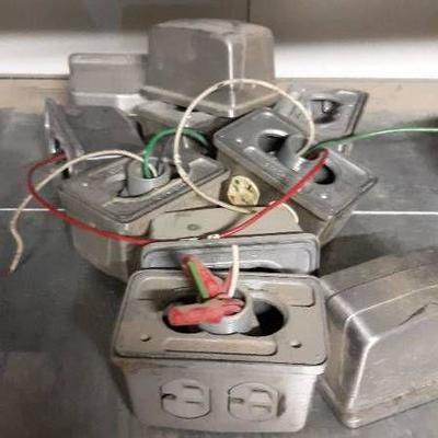 Lot of Power Outlets