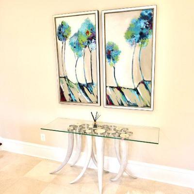 CustumMadeTheodore's Side Table. $1,200.