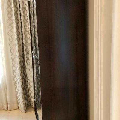 Made In Italy Constantini Pietro Contempory Showcase Hutch. $1,200.
