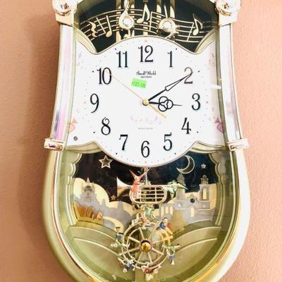 Small World Rhythm Clocks!