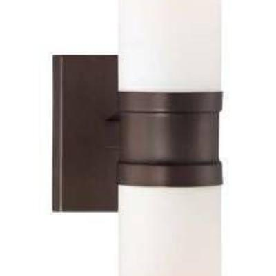 Minka Lavery 2 Light Double Sconce Wall Sconce fro ...