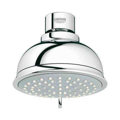 Grohe New Tempesta Rustic 4 Shower Head with 2 Sp ...