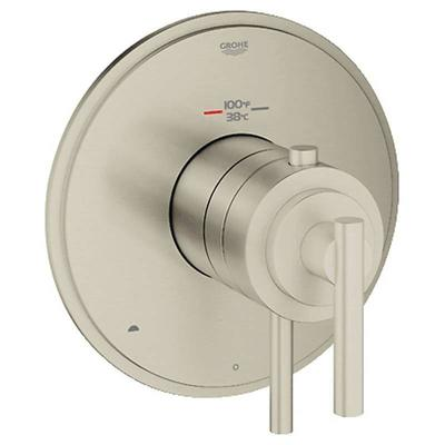 Grohe Atrio Timeless Dual Function Thermostatic Sh ...