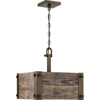 Nuvo Lighting Winchester 4 Light 15 Wide Pendant ...