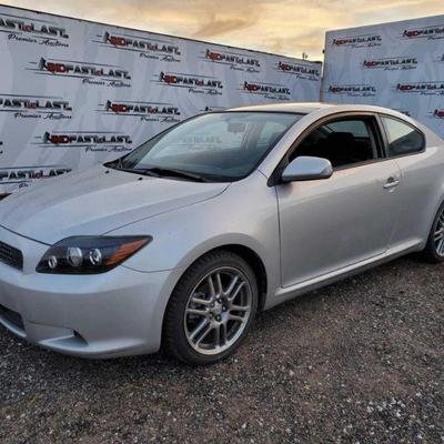 90: m2009 Scion TC LOW MILES! More Info Coming Soon! Year: 2009 Make: Scion Model: tC Vehicle Type: Passenger Car Mileage: 14,504 Plate:...