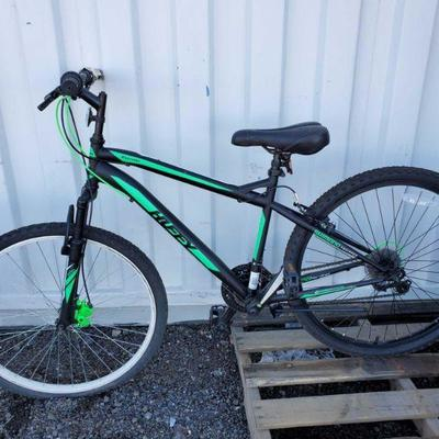 10: Huffy Nighthawk Mountain Bike Huffy Nighthawk Mountain Bike