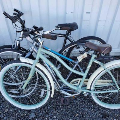 11: Huffy, Forge & Schwinn Bicycles Huffy Womens Beach Crusier, Forge & Schwinn Mountain bikes