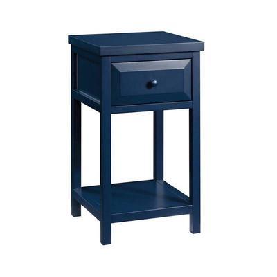 Cottage Road Side Table - Indigo Blue - Sauder