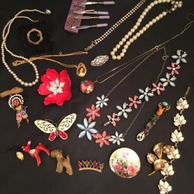 Vintage Jewelry Grab Bag #3