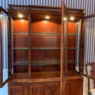 China Cabinet by Century