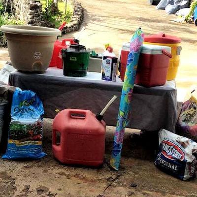 HFS006 Gardening Necessities