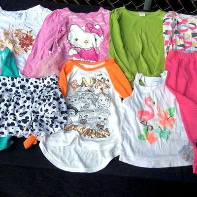 HFS010 Cute Girls Clothing Assortment
