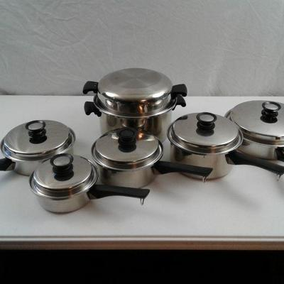 Amway Queen Pots and Pans