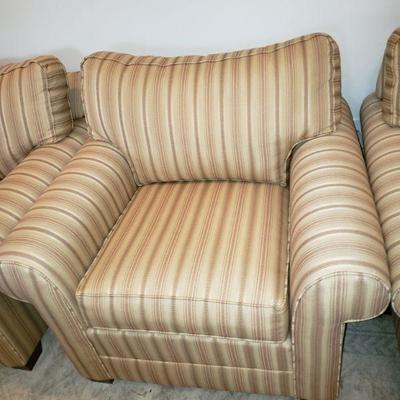 PAIR OF ETHAN ALLEN ACCENT CHAIRS 250.00 FOR THE PAIR