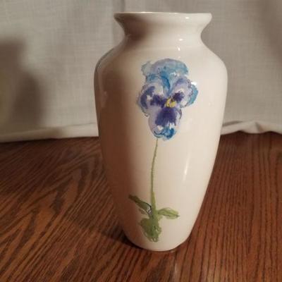 Tall Tiffany Vase