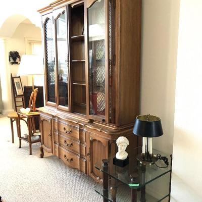 Sears Dining Hutch - $165