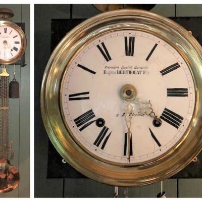 Camtoise clock