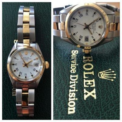 1980 Ladies Rolex (6916)