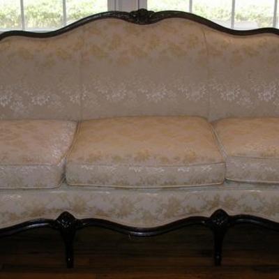 Antique Sheraton style Sofa