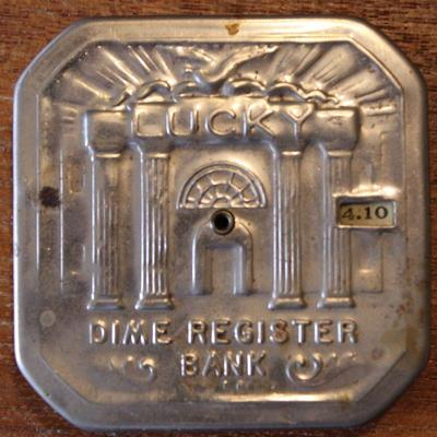 EARLY LUCKY DIME BANK