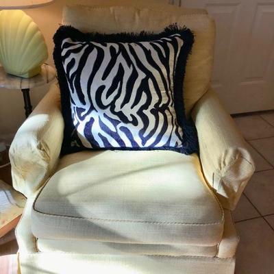 Jessica Charle rocker swivel chair $175