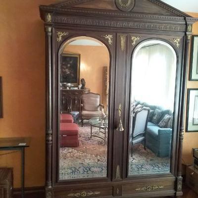 Stunning Repurposed Armoire
