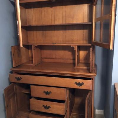 Pennsylvania Dutch hutch $225