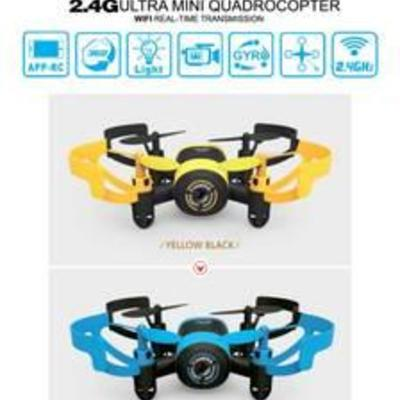 (PRICE PEELER Special)Mini UFO RC Quadcopter RTF 2.4GHz drone with 0.3MP Camera