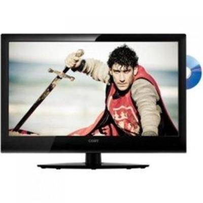 23 In. Class 1080p LED HDTV with DVD Player
