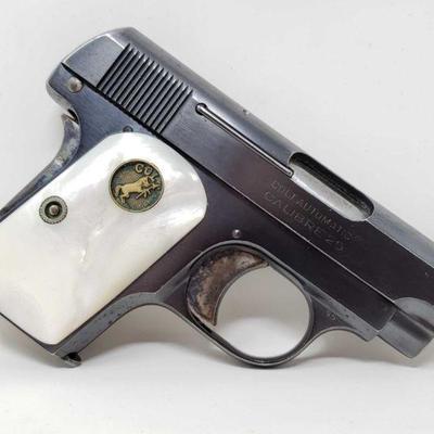 120: Colt 1908