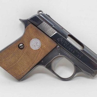 130: Colt 1908