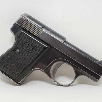 100: Bernardelli 22lr Semi-Auto Pistol with Magazine Serial Number: 2195 Barrel Length: 2