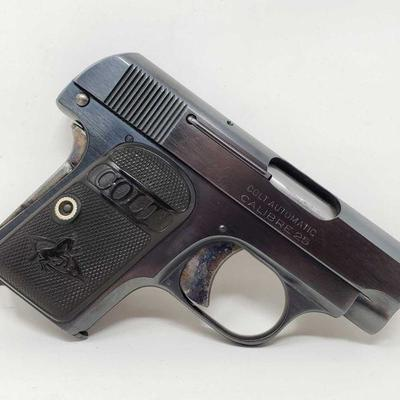 125: Colt 1908