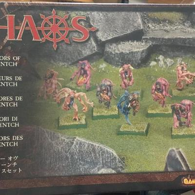 New in Box metal fantasy figures