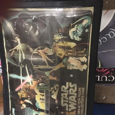 Star Wars carrying case