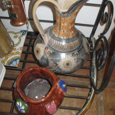 Large Pottery Collection