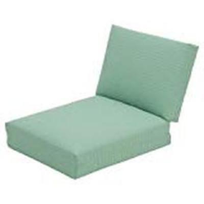 Ecom Outdoor Cushion Set Thrshd Polyester SEAFOA