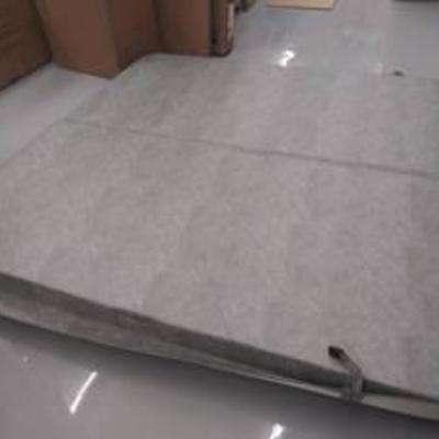 Coverlex Gray poolhot tub cover 7 x 7 feet