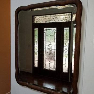 Lot # 6 - $75 Beautiful Vintage Mirror